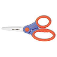 ACM 14596 Westcott Ultra Soft Handle Scissors with Antimicrobial Protection ACM14596