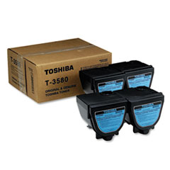 TOS T3580 Toshiba T3580 Toner Cartridge TOST3580