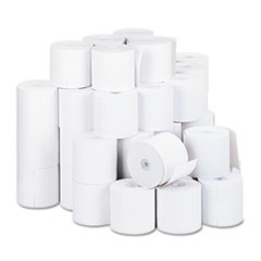 UNV 32000 Universal Impact and Inkjet Printing Bond Paper Rolls UNV32000