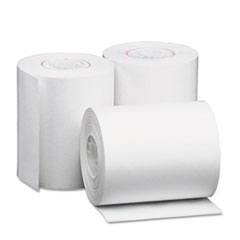 UNV 35760 Universal Deluxe Direct Thermal Printing Paper Rolls UNV35760