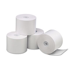 UNV 35761 Universal Deluxe Direct Thermal Printing Paper Rolls UNV35761