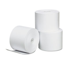 UNV 35762 Universal Deluxe Direct Thermal Printing Paper Rolls UNV35762