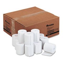UNV 42300 Universal Impact and Inkjet Printing Bond Paper Rolls UNV42300