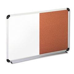 UNV 43743 Universal Combination Dry Erase & Bulletin Board UNV43743