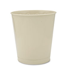 RCP WB26AL Rubbermaid Commercial Fire-Safe Steel Round Wastebaskets RCPWB26AL